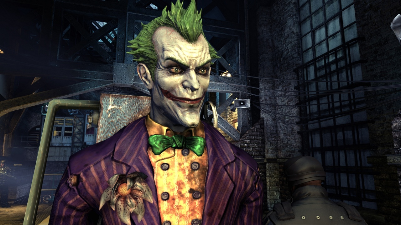BAA Batman Arkham Asylum Road to Arkham | PSN [ PSP ]